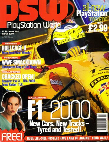 PSW Issue 02 (March 2000)