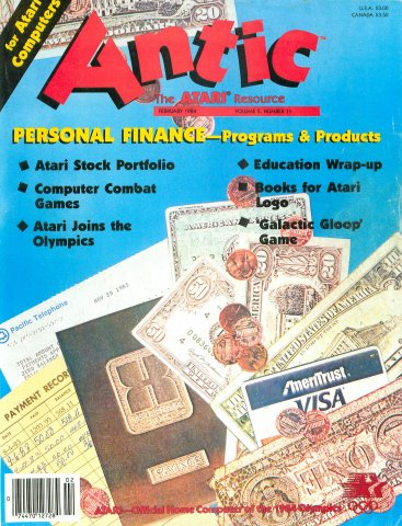 Antic Issue 017 February 1984