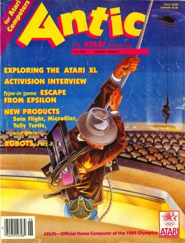 Antic Issue 020 June 1984