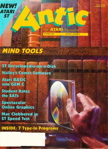 Antic Issue 036 October 1985