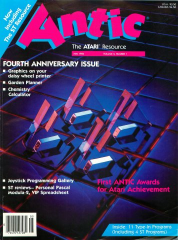 Antic Issue 043 May 1986