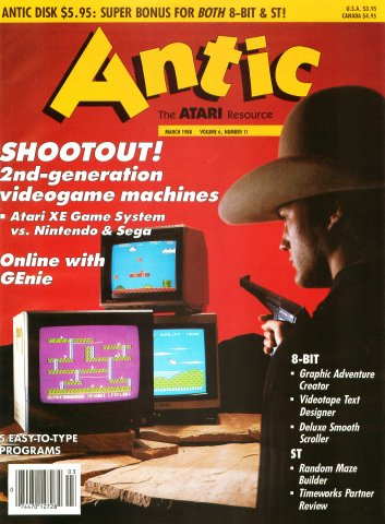 Antic Issue 065 March 1988