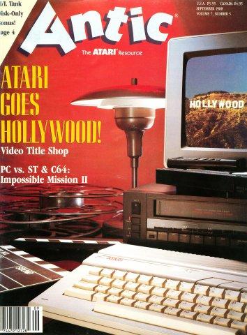 Antic Issue 071 September 1988