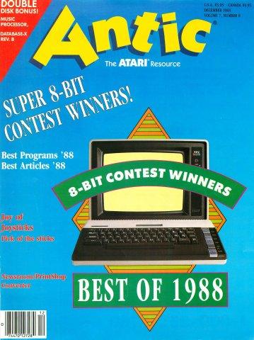 Antic Issue 074 December 1988