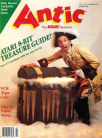 Antic Issue 075 January 1989