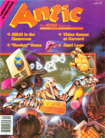 Antic Issue 012 September 1983
