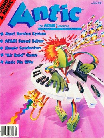 Antic Issue 014 November 1983