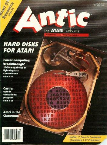 Antic Issue 048 October 1986