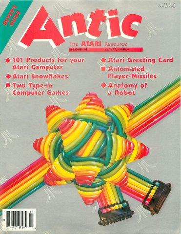 Antic Issue 015 December 1983