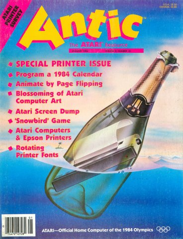 Antic Issue 016 January 1984