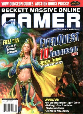 Beckett Massive Online Gamer (May / June 2009)