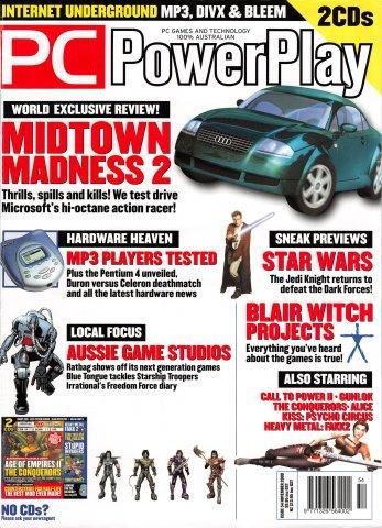 PC PowerPlay 054 (November 2000)