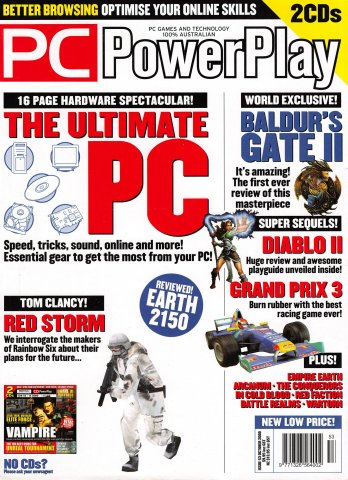 PC PowerPlay 053 (October 2000)