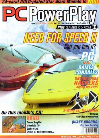 PC PowerPlay 013 (June 1997)