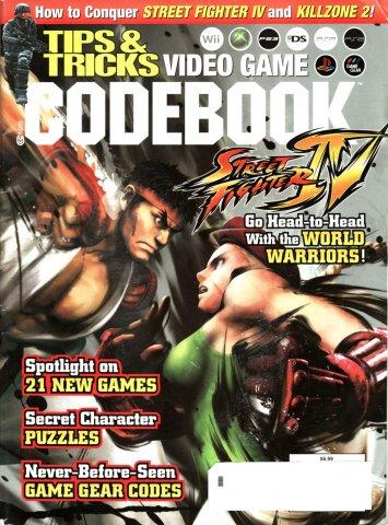 Tips & Tricks Video Game Codebook May-June 2009