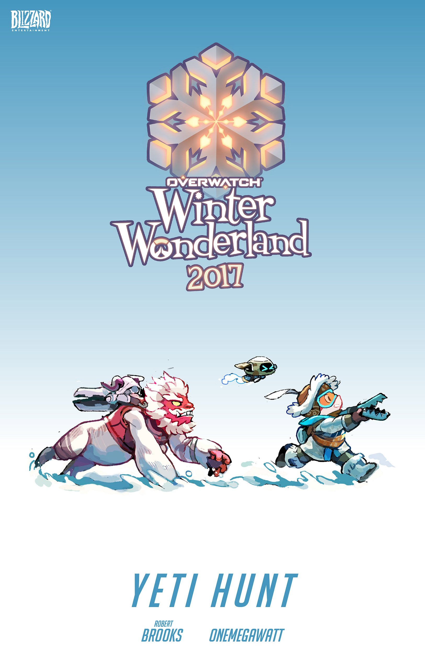 Overwatch - Winter Wonderland 2017: Yeti Hunt (2017)
