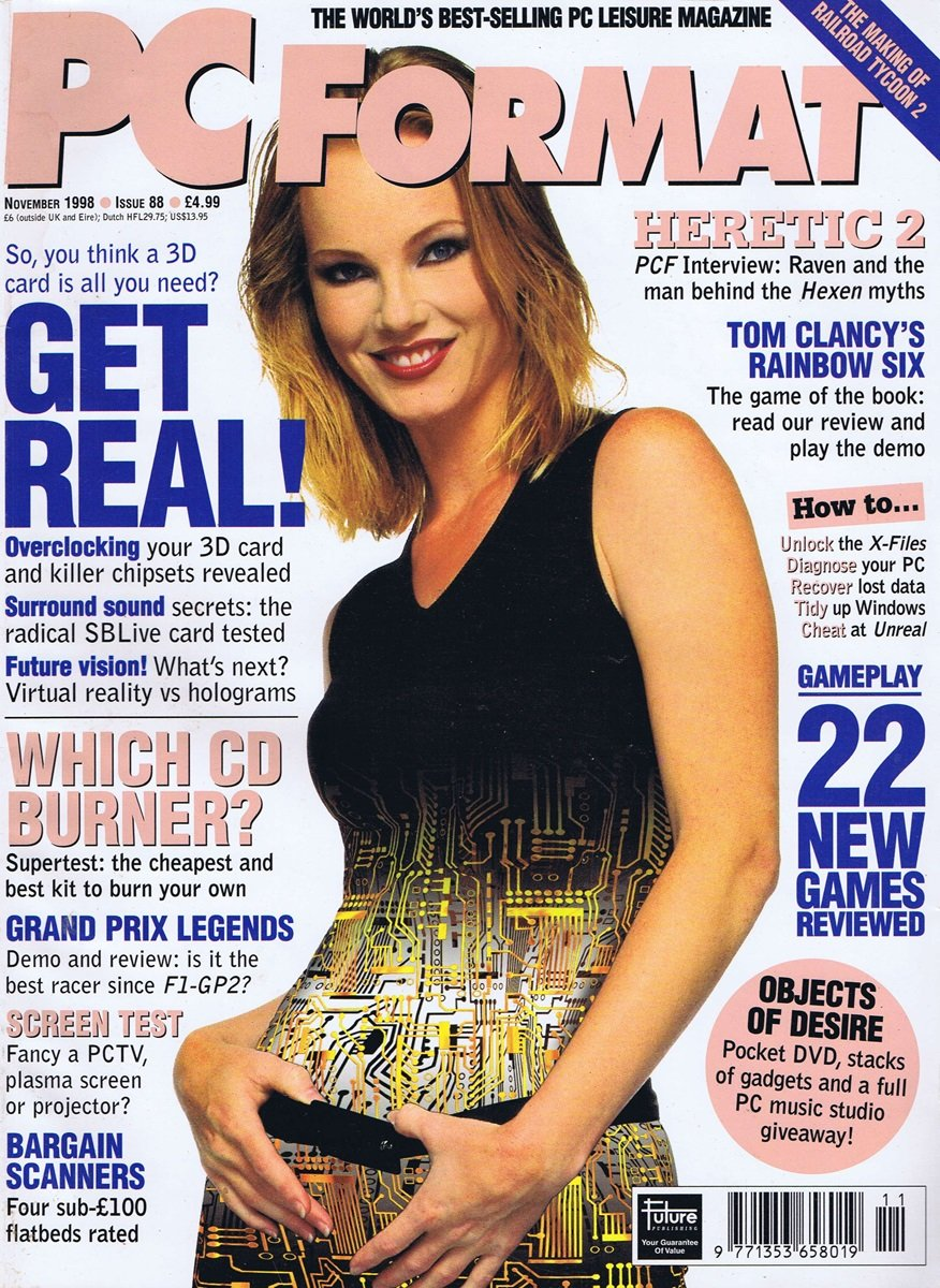 PC Format Issue 088 (November 1998)