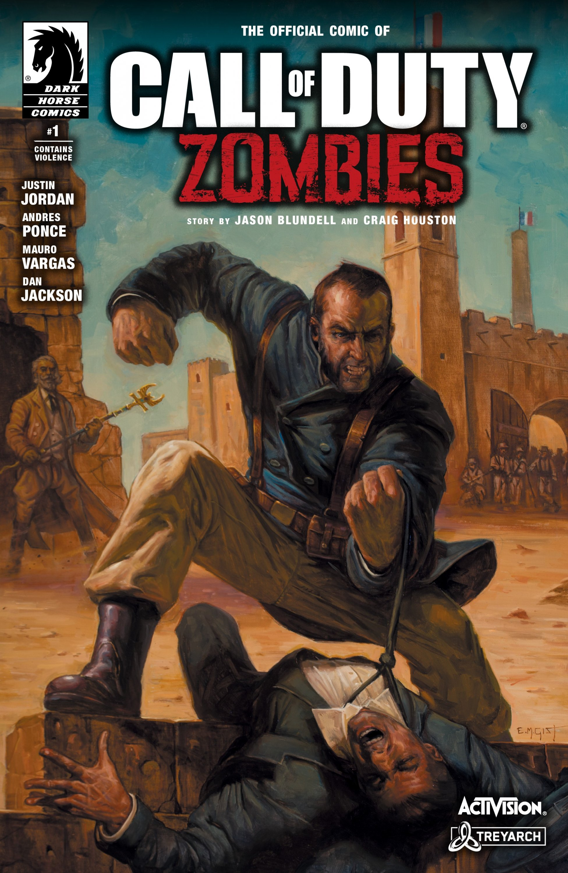 Call of Duty - Zombies Vol.201 (September 2018)