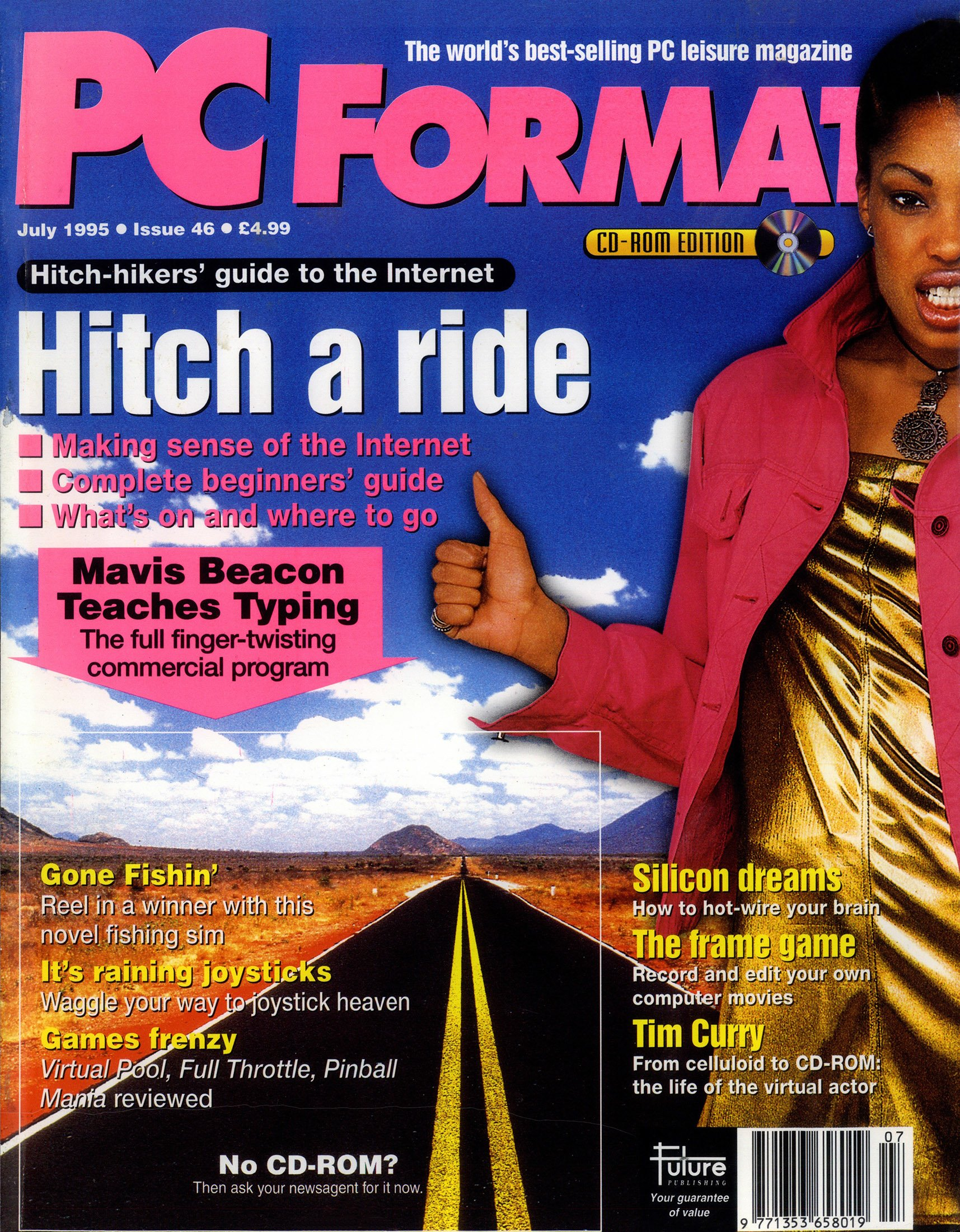 PC Format Issue 046 (July 1995)