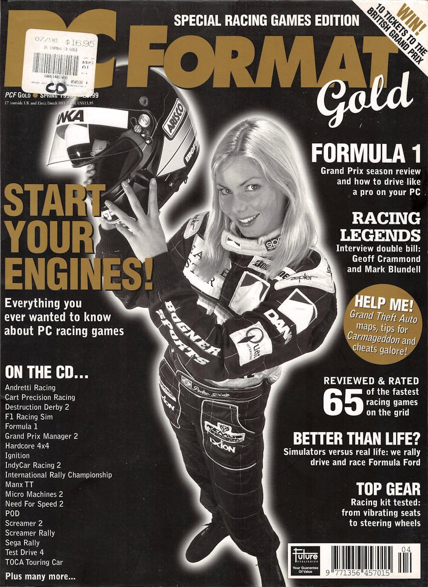 PC Format Gold (Spring 1998)