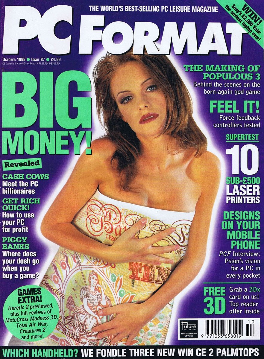 PC Format Issue 087 (October 1998)