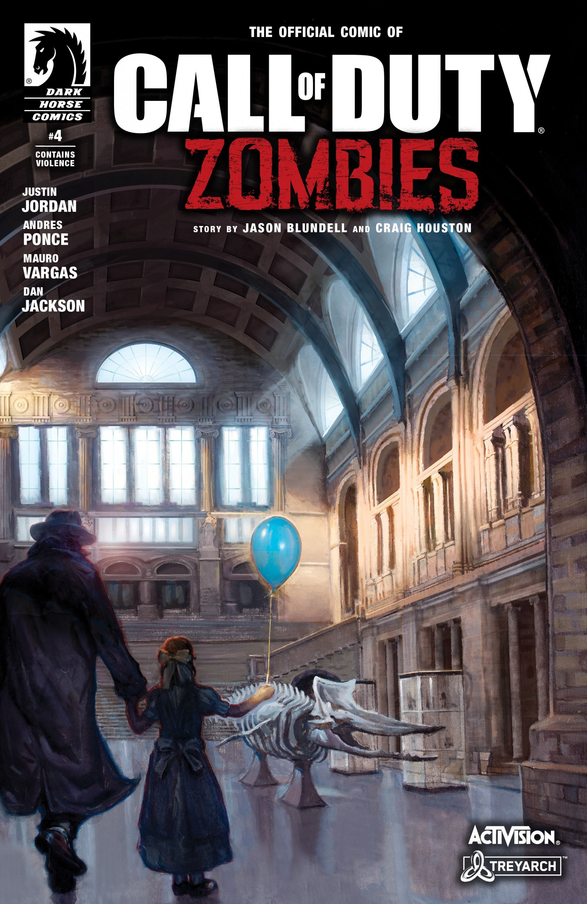 Call of Duty - Zombies Vol.2 04 (January 2019)