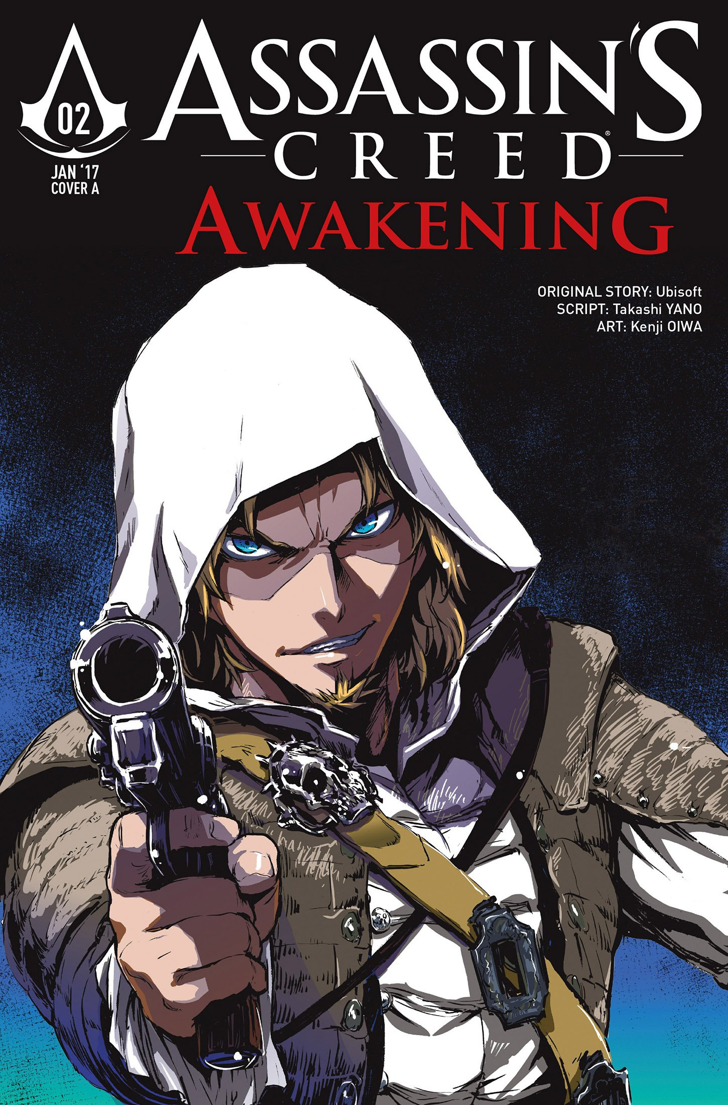 Assassin's Creed - Awakening 02 (January 2017) (cover a)