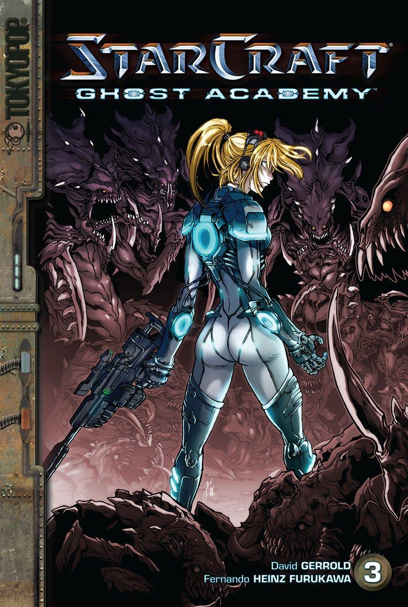 StarCraft - Ghost Academy Vol.3 (March 2011)
