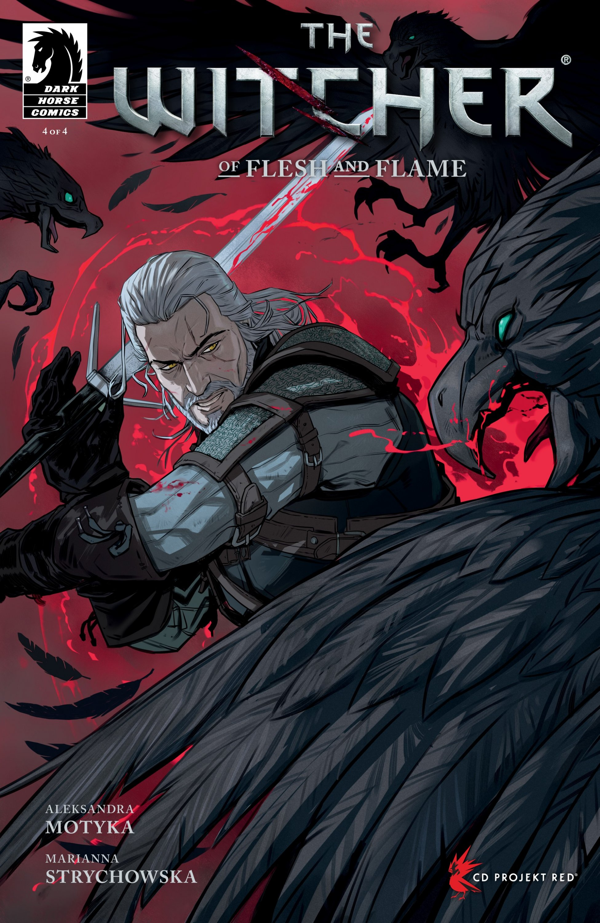 The Witcher - Of Flesh and Flame 004 (March 2019)
