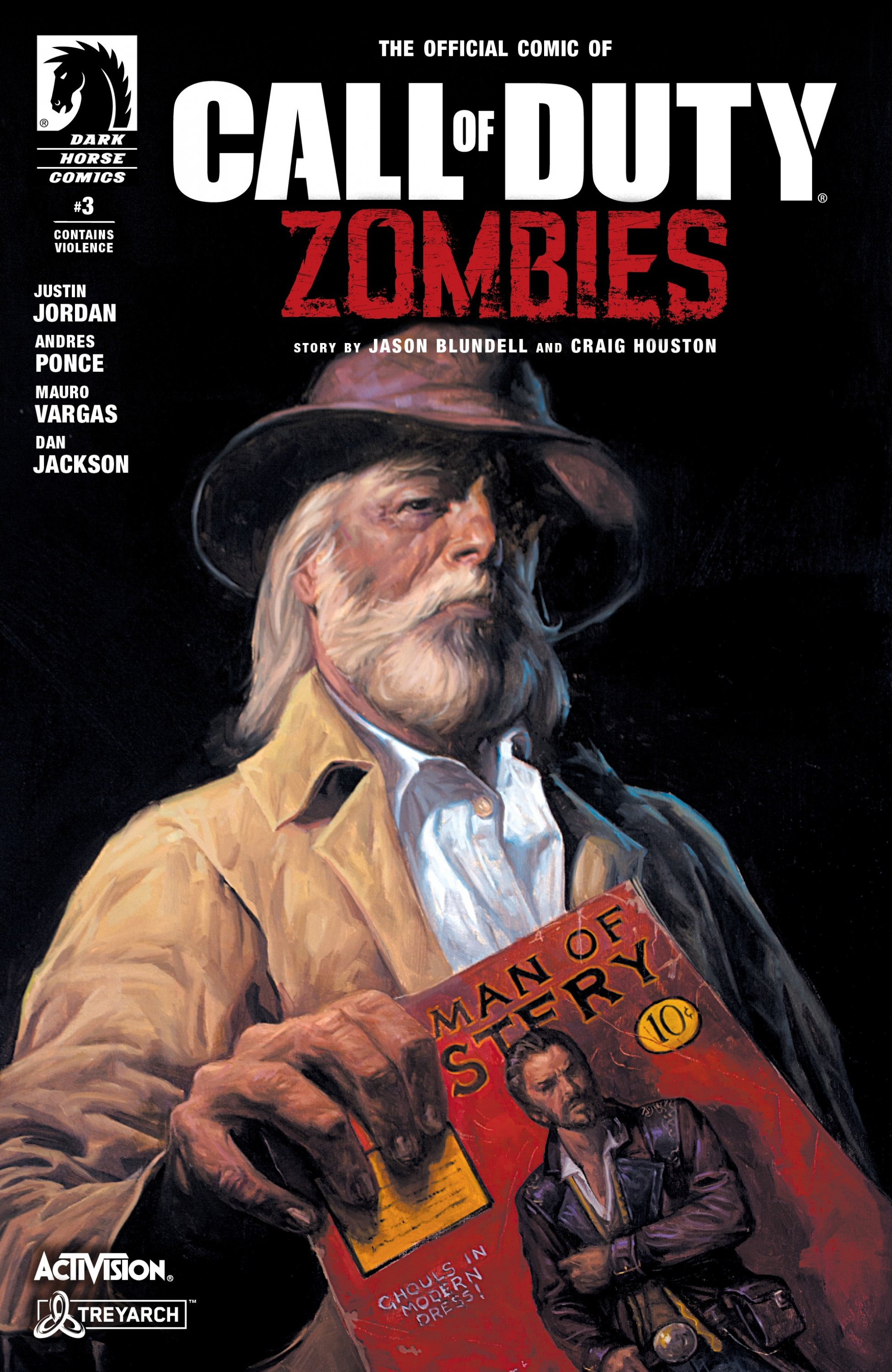 Call of Duty - Zombies Vol.2 03 (December 2018)