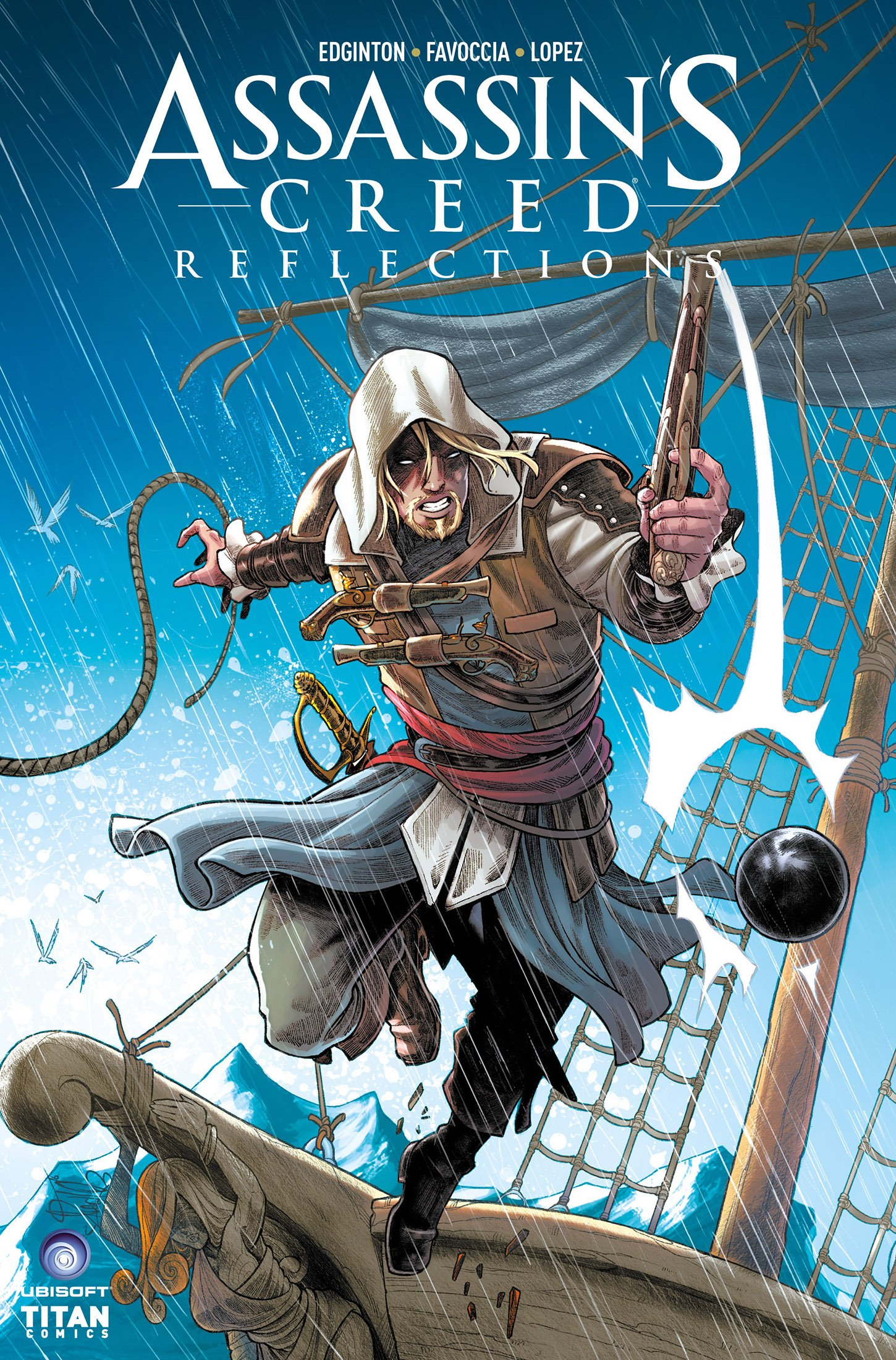 Assassin's Creed - Reflections 03 (June 2017) (cover b)