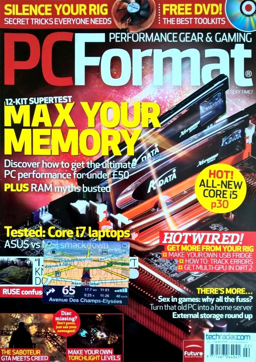 PC Format Issue 236 (February 2010)