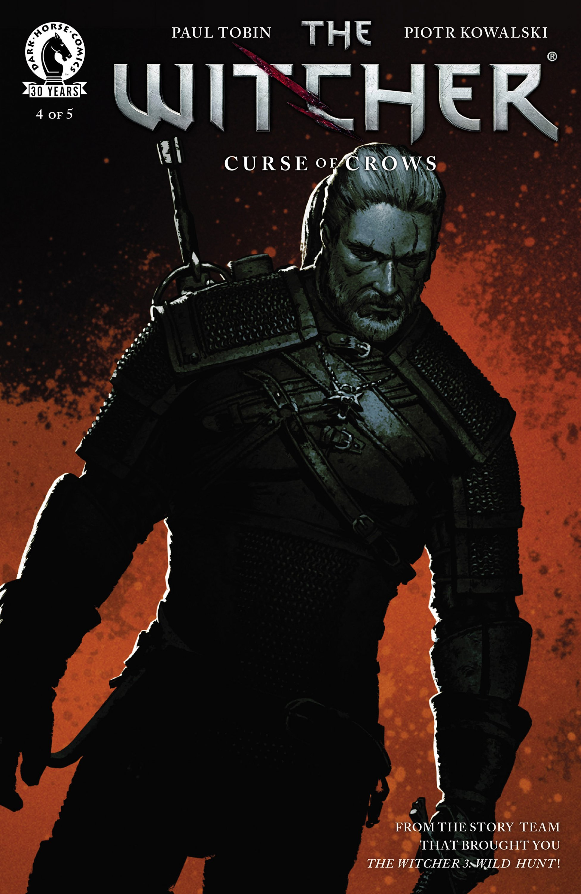 The Witcher - Curse of Crows 004 (December 2016)