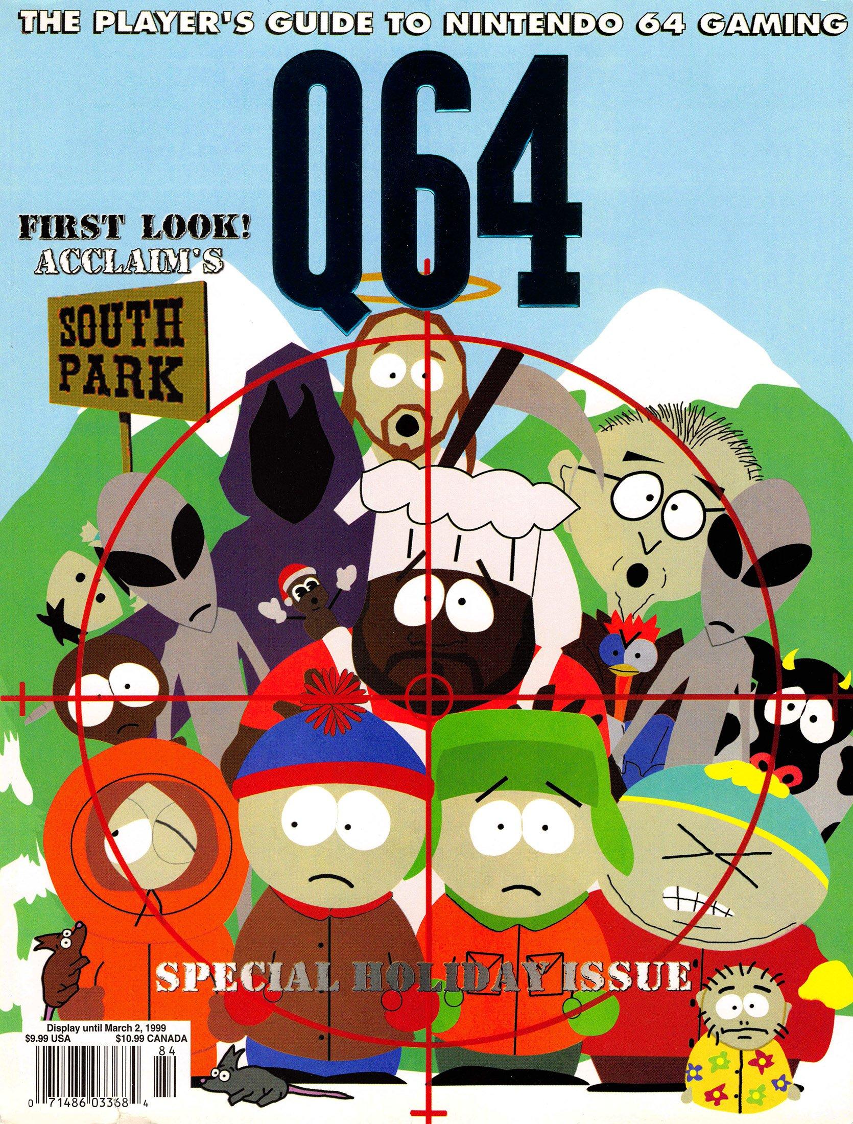 Q64 1999 Volume 1 (Winter)
