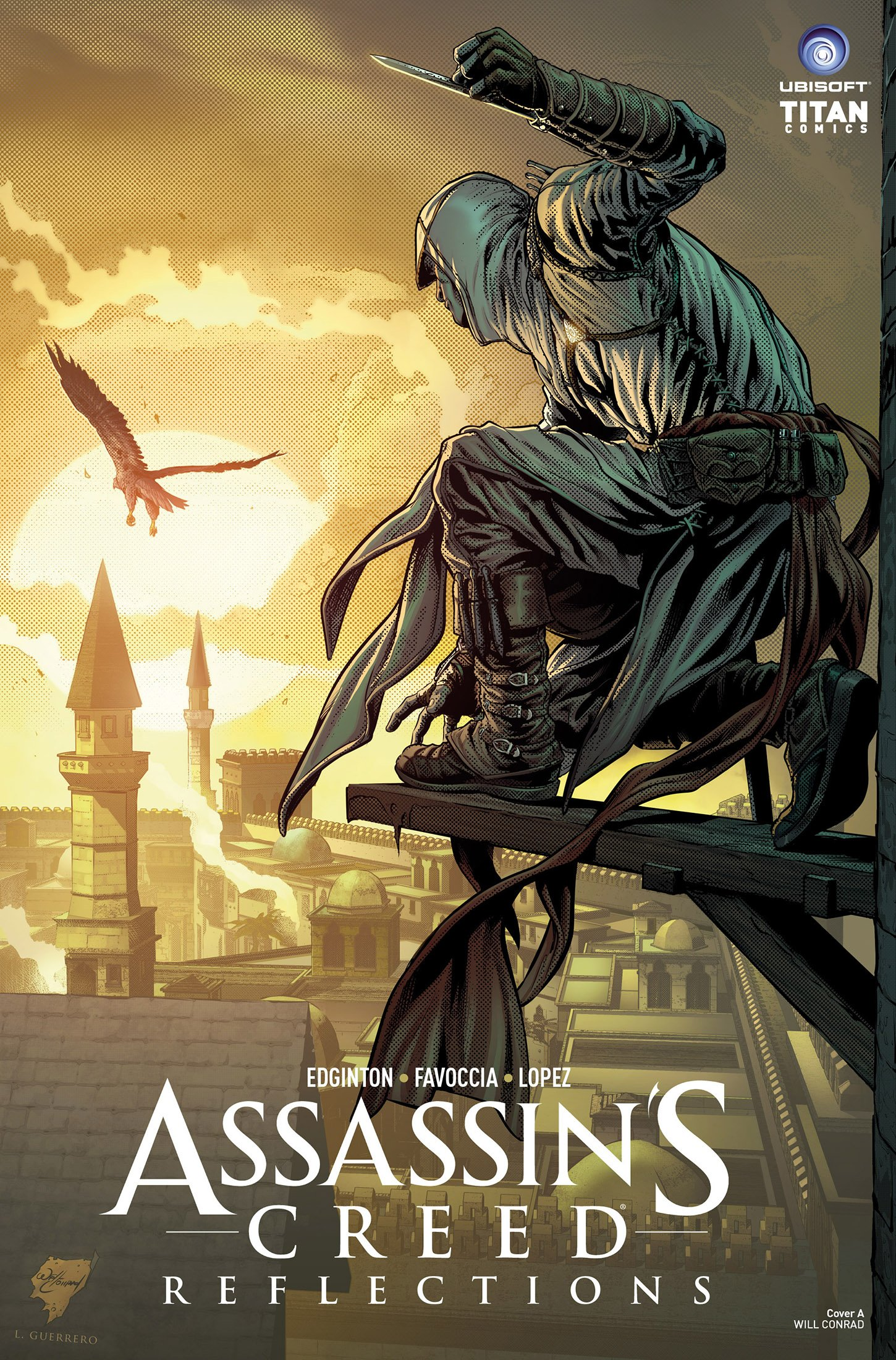 Assassin's Creed - Reflections 02 (May 2017) (cover a)