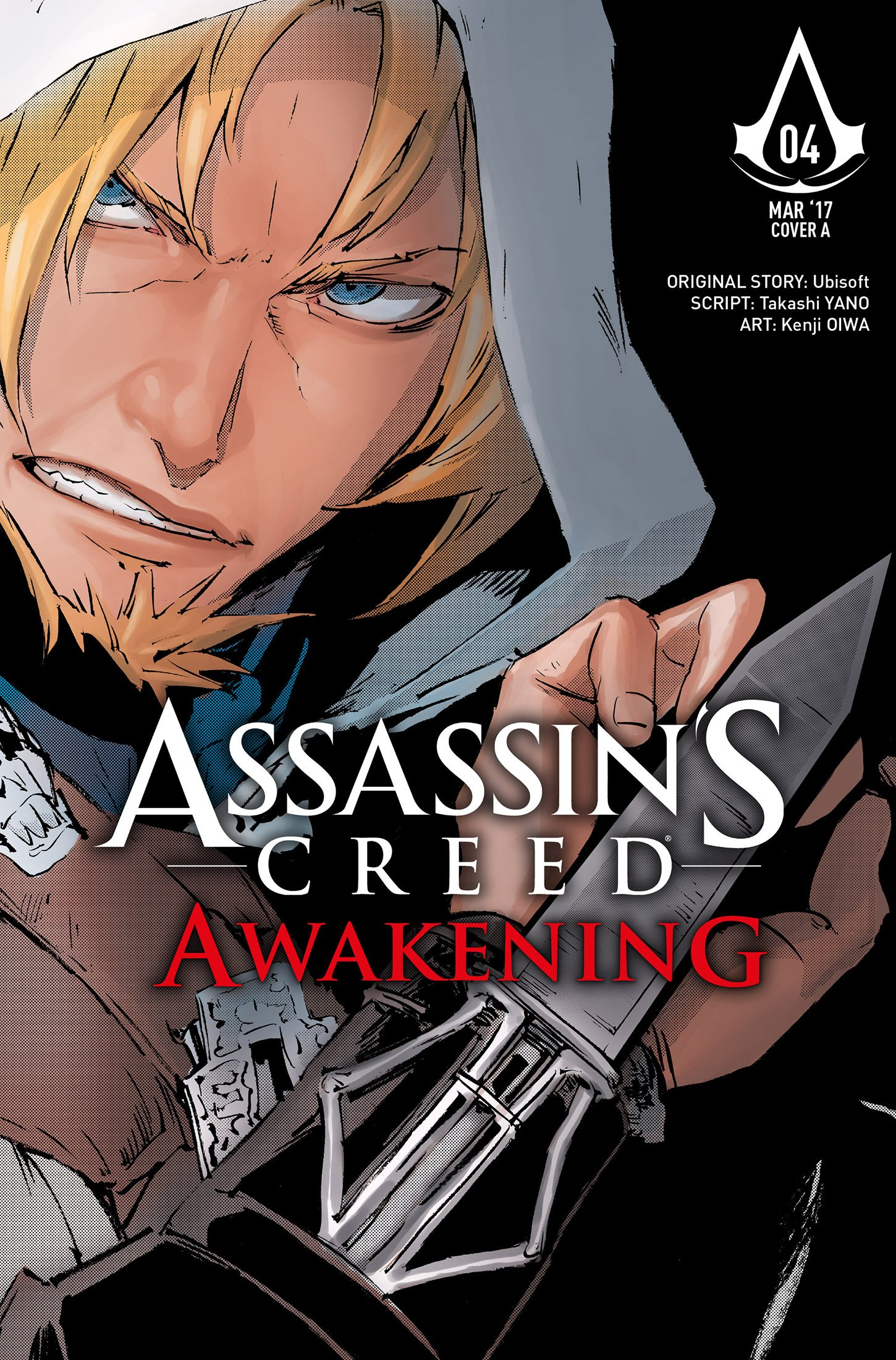 Assassin's Creed - Awakening 04 (March 2017) (cover a)
