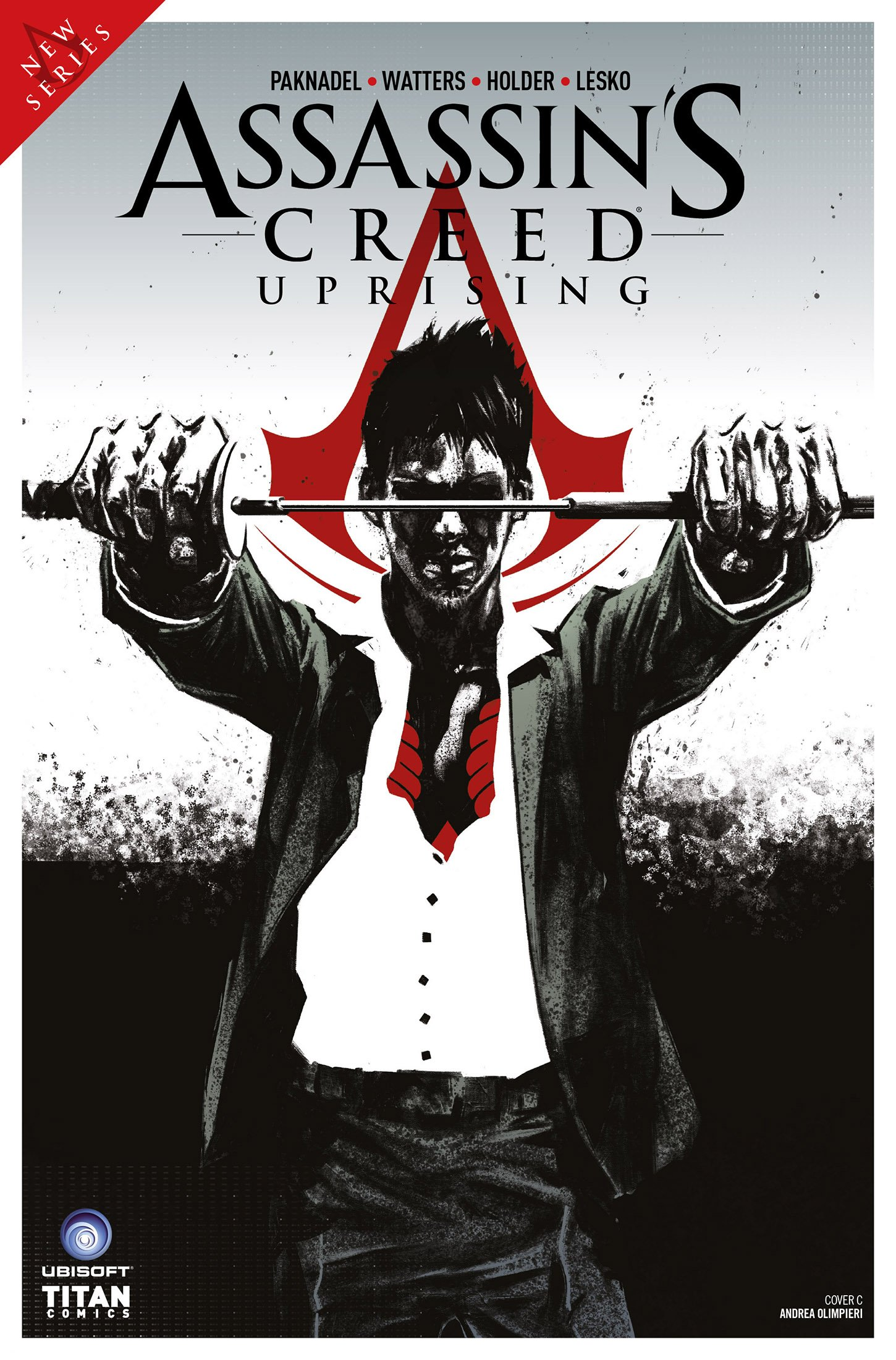 Assassin's Creed - Uprising 03 (May 2017) (cover c)