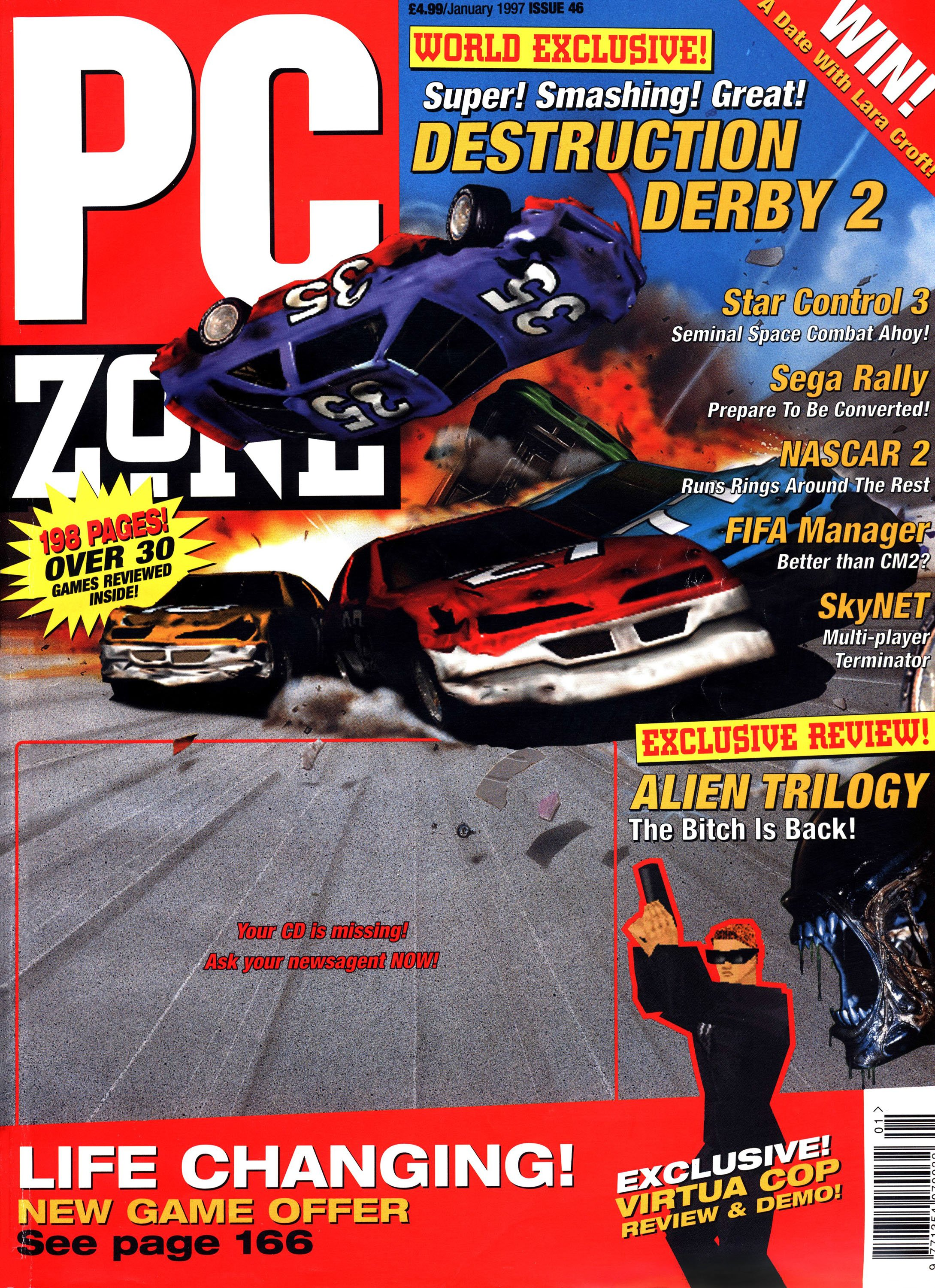 PC Zone Issue 046 (January 1997)