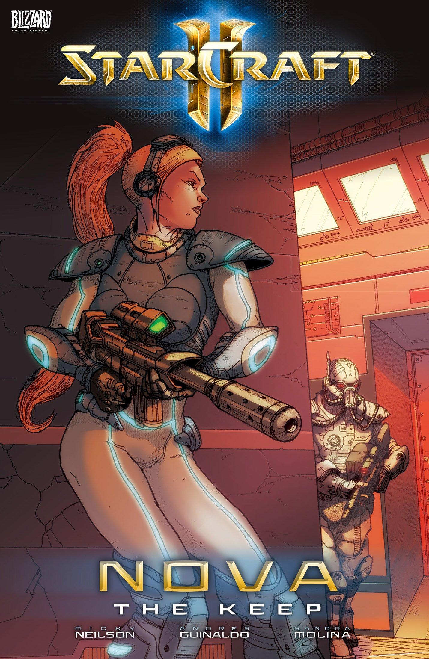 StarCraft II - Nova: The Keep (November 2016)