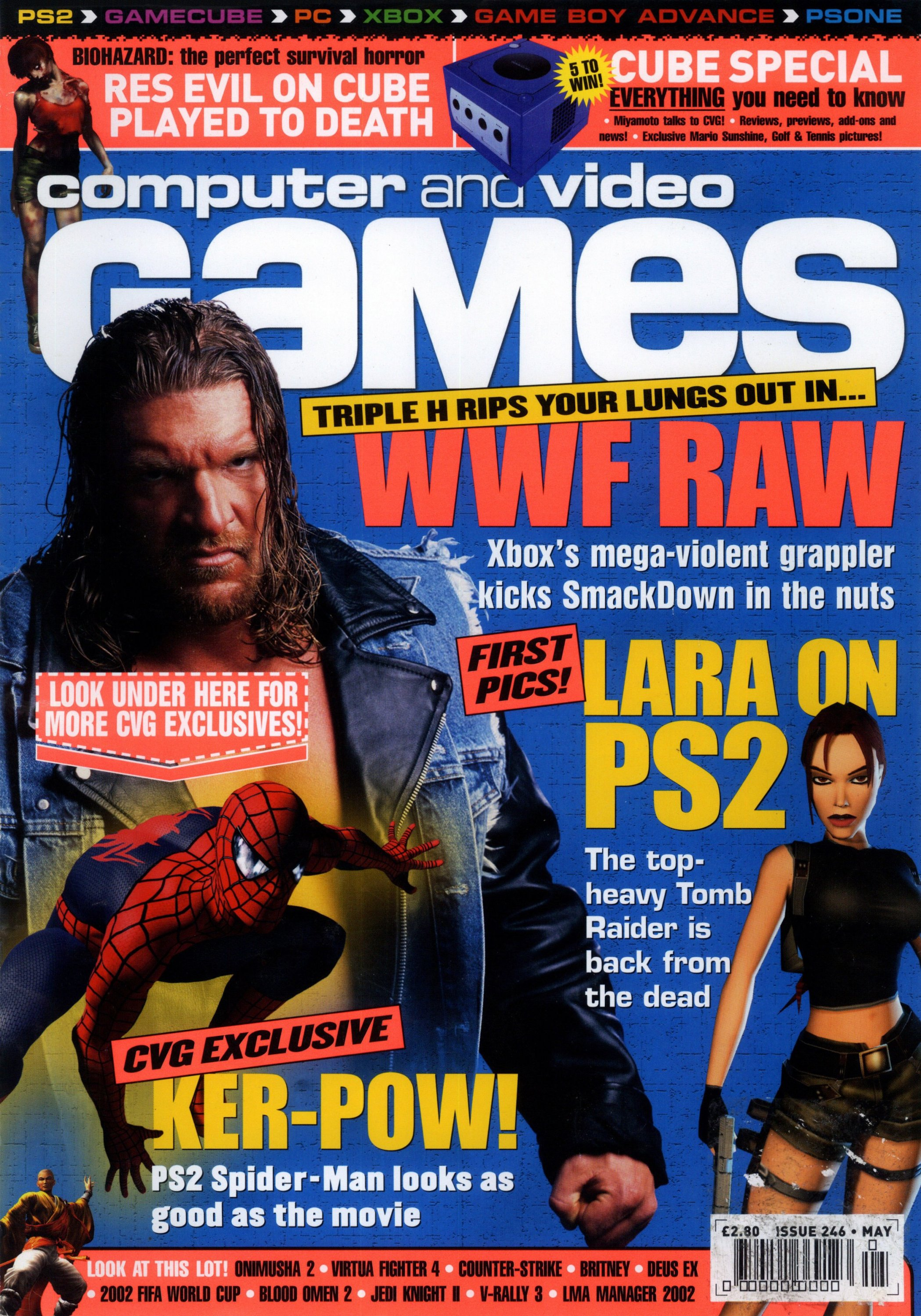Computer & Video Games Issue 246