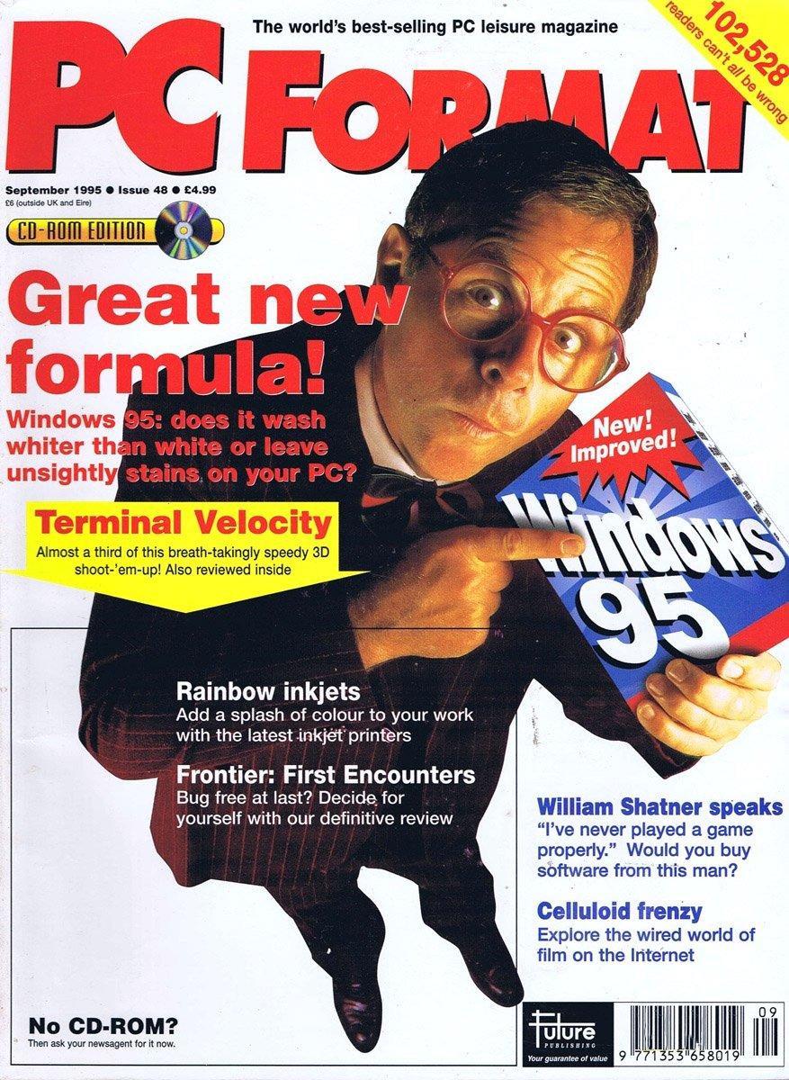 PC Format Issue 048 (September 1995)