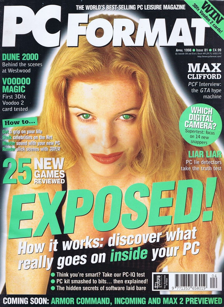PC Format Issue 081 (April 1998)