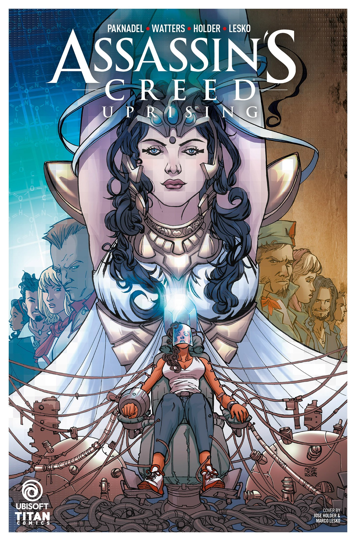 Assassin's Creed - Uprising 09 (March 2018)
