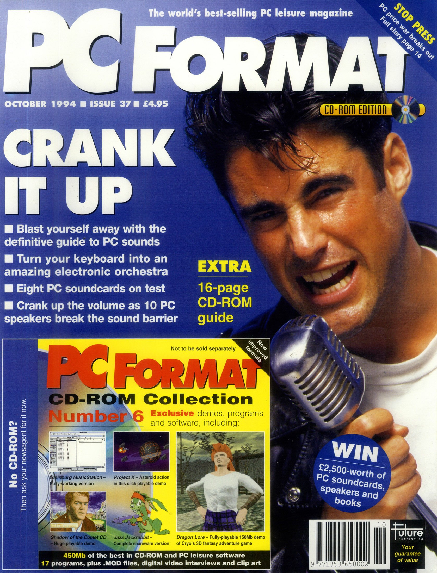 PC Format Issue 037 (October 1994)