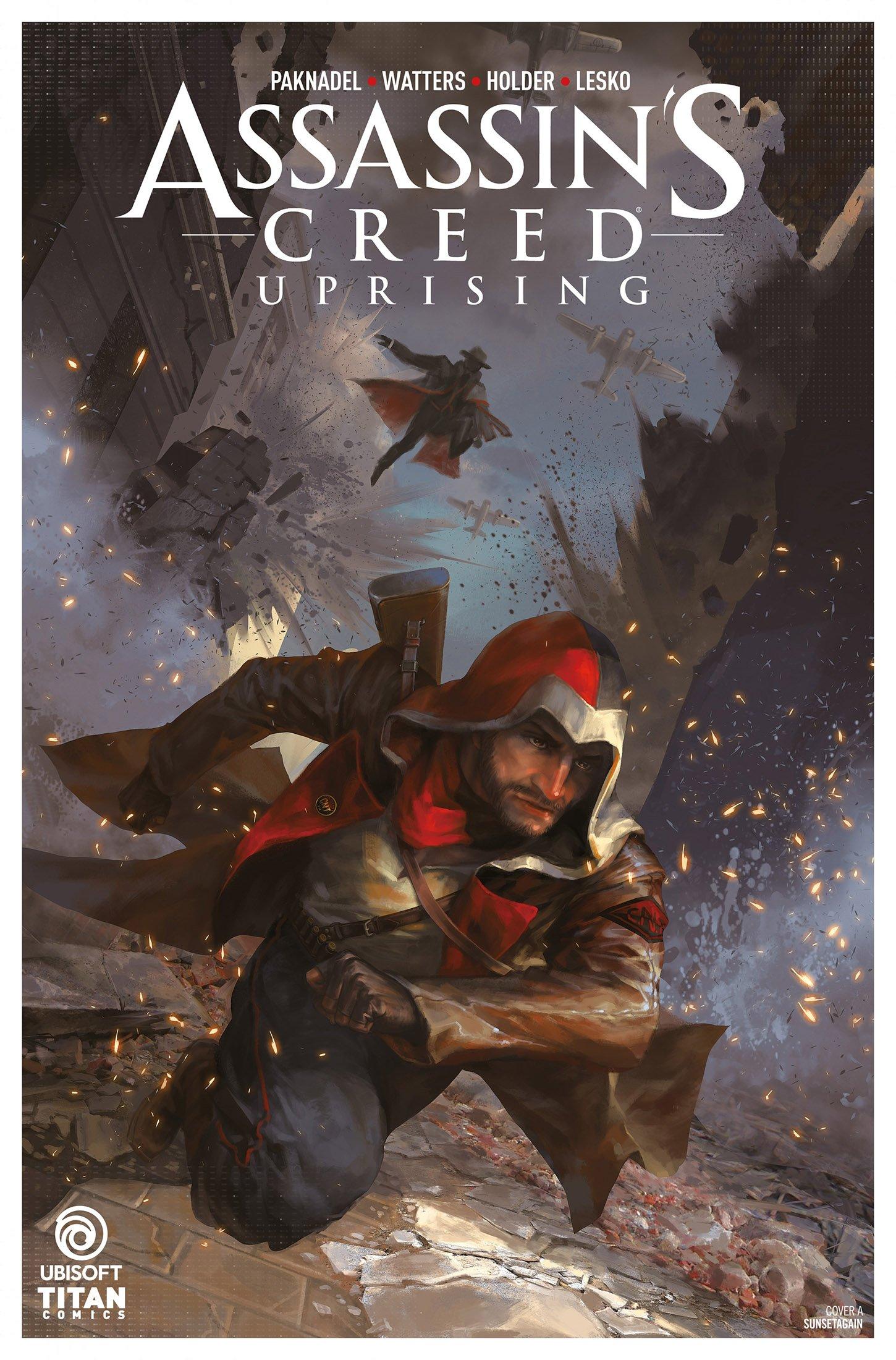 Assassin's Creed - Uprising 07 (November 2017) (cover a)