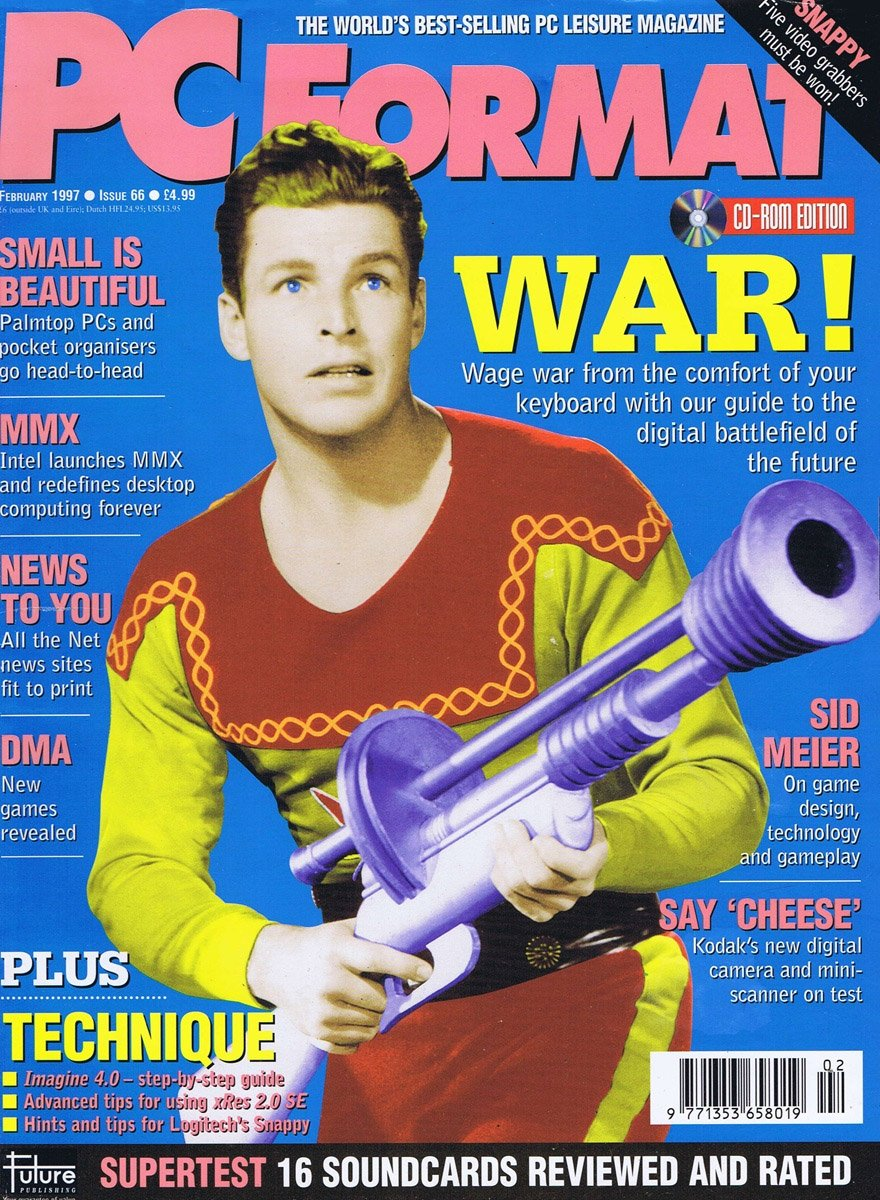 PC Format Issue 066 (February 1997)