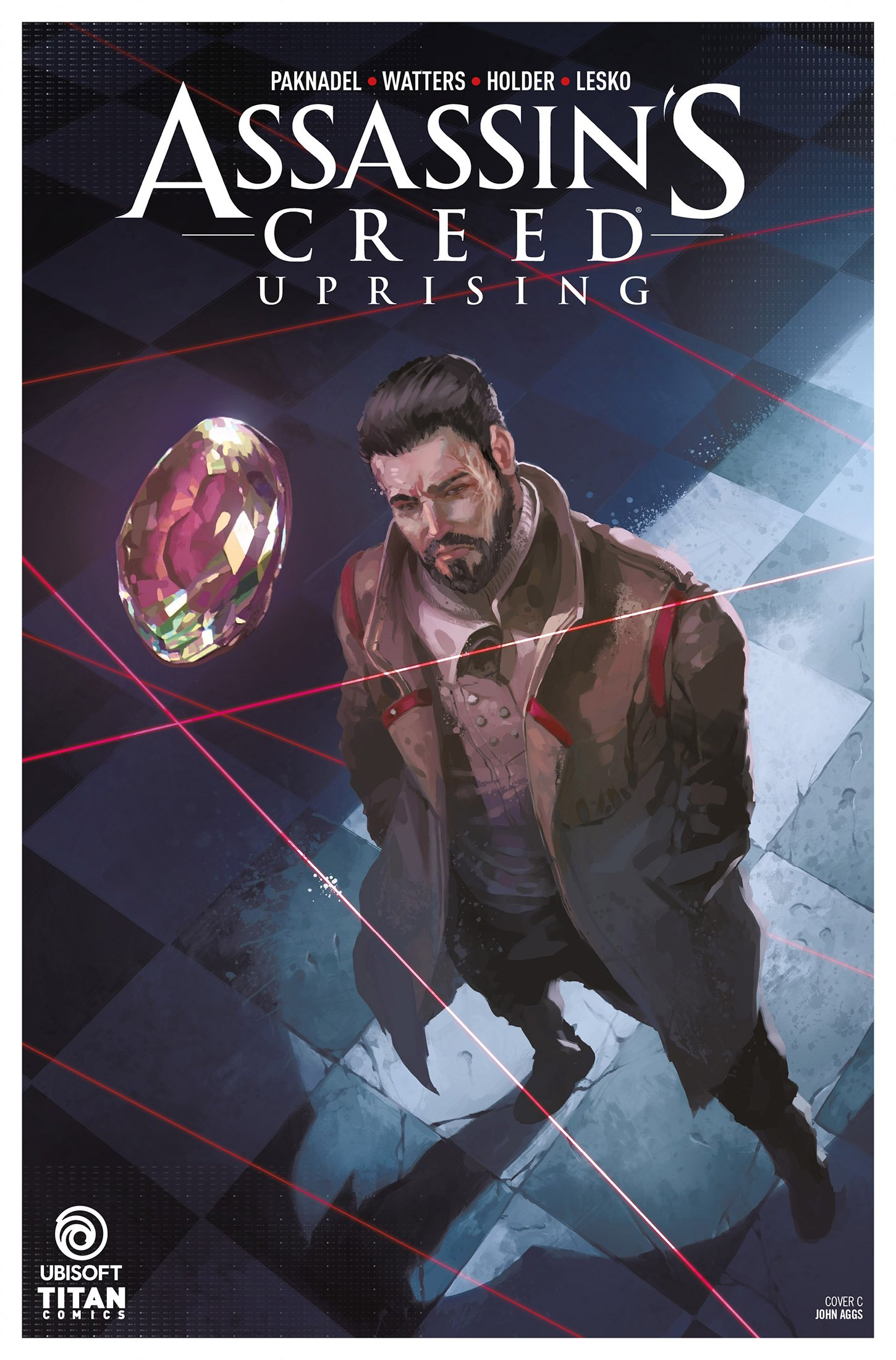 Assassin's Creed - Uprising 06 (September 2017) (cover c)