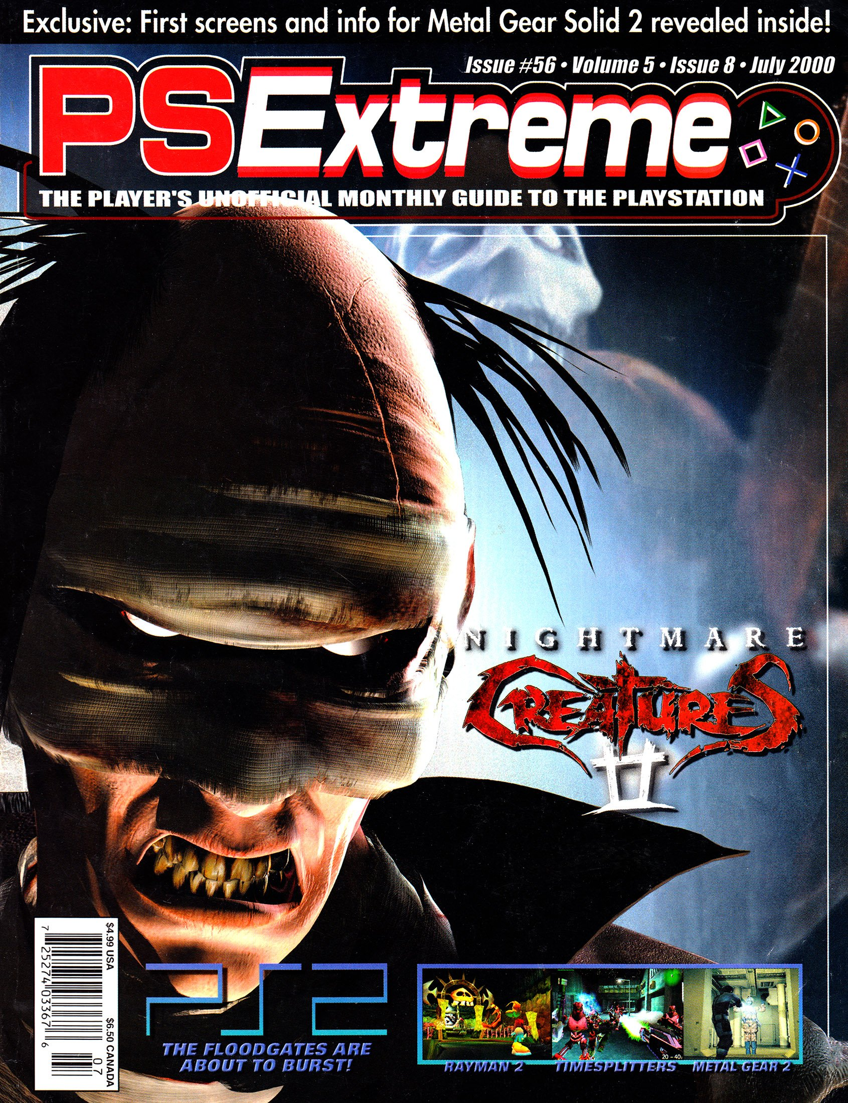 PSExtreme Issue 56 July 2000