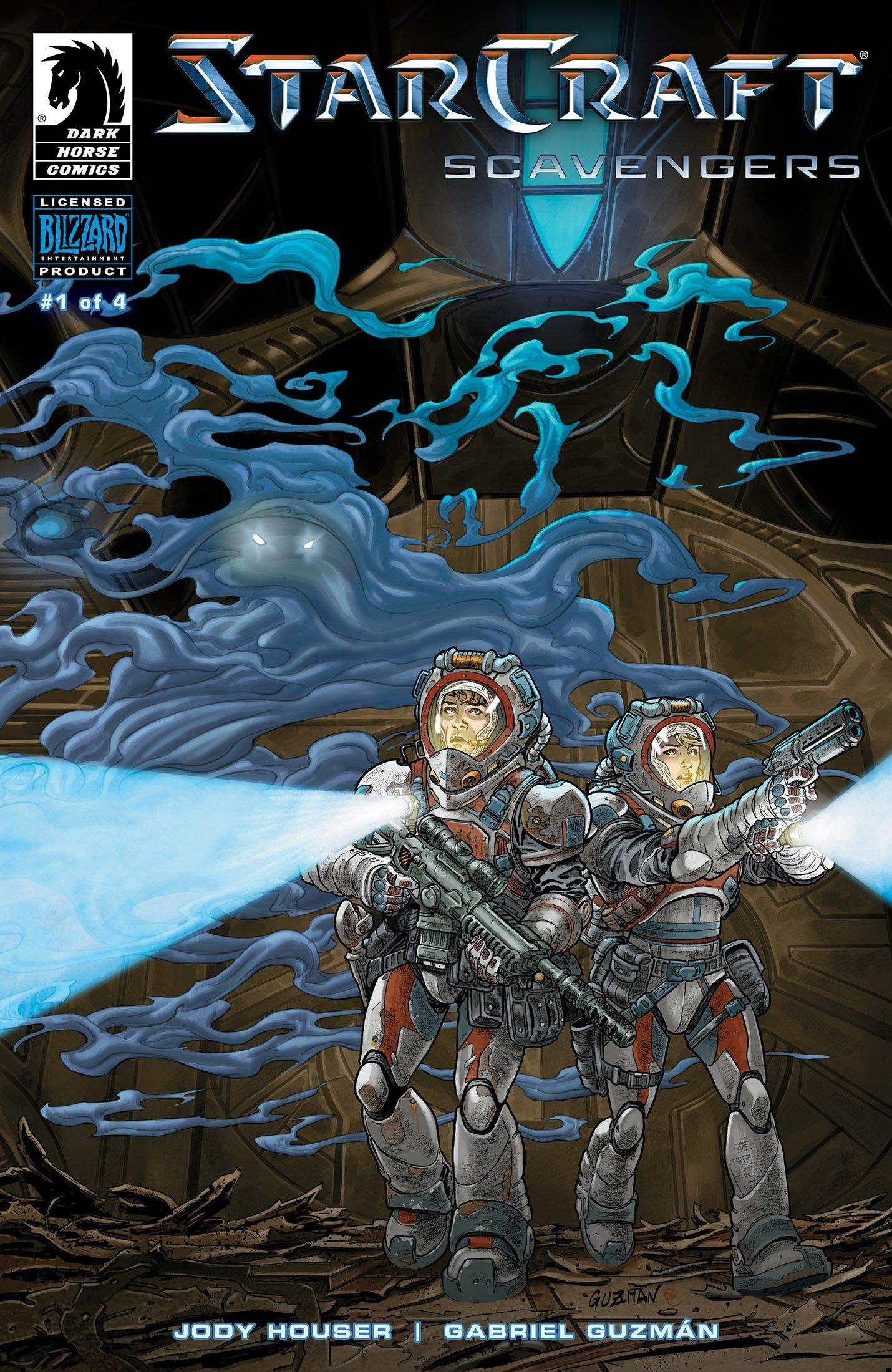 StarCraft - Scavengers 001 (July 2018)