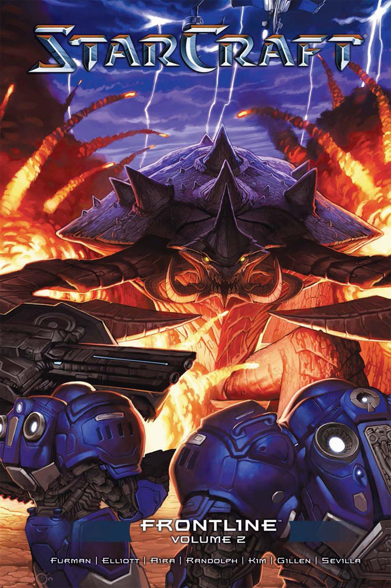 StarCraft - Frontline Vol.2 (January 2009)